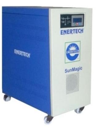 Picture of Enertech 15KVA/120V MPPT Solar Inverter - SUNMAGIC-15KVA